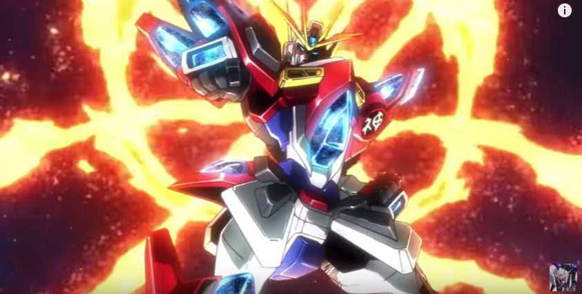 Gundam Build Fighters Try Island Wars