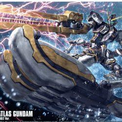HG GUNDAM ATLAS THUNDERBOLT 1/144