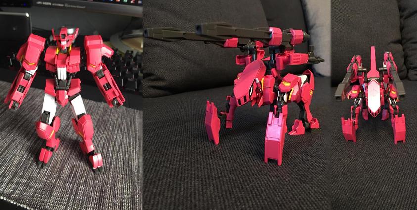 Anwenderbericht: IBO 1/144 Gundam Flauros – von Aaron B.