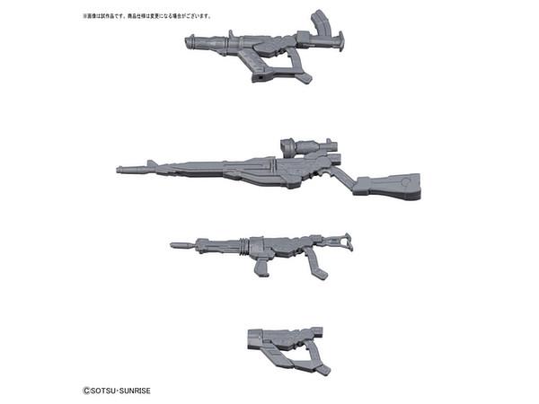 1/144 HGBC GM GM Weapons