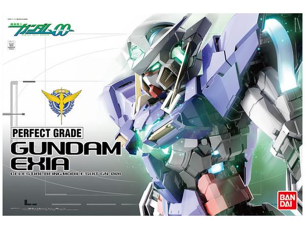 1/60 PG Gundam Exia
