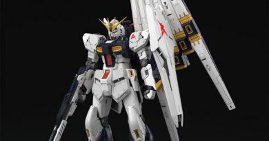 Vorrätig: 1/144 RG Nu Gundam