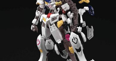 Vorrätig: MG Gundam Barbatos