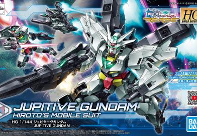 1/144 HGBD:R Jupitive Gundam – ab 24.90 EUR