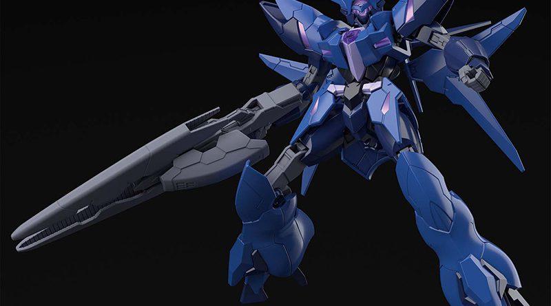 1/144 HGBD:R Enemy Gundam ( tenativer Name ) – ab 18.90 EUR