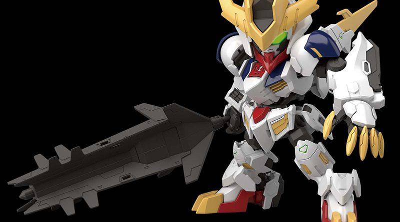 SD Gundam Cross Silhouette Gundam Barbatos Lupus Rex – ab 17.90 EUR