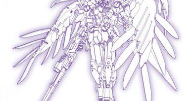 In Kürze verfügbar – 1/100 MG Wing Gundam Zero EW Ver.Ka