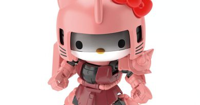 SD Cross Silhouette Hello Kitty / Chars Zaku II – ab 30.90 EUR
