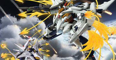 In Kürze verfügbar – 1/144 HGUC XI Gundam VS Penelope Funnel Missile Effect Set