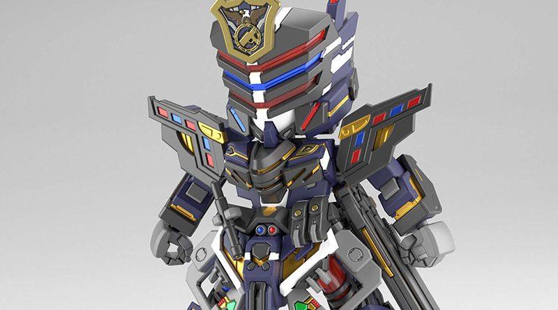 SDW Heroes Sargent Verde Buster Gundam – ab 8.50 EUR