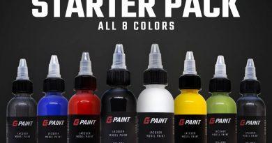 G-Paint Einführung und Vorbestellungs-Phase!