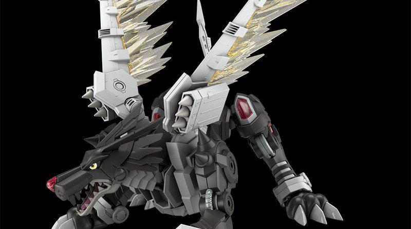Bandai Figure-Rise Standard Digimon Black Metal Garurumon Amplified – ab 56.90 EUR