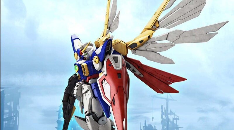 1/144 RG Wing Gundam – ab 34.90 EUR