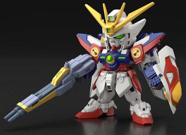 SD Gundam EX Standard Wing Gundam Zero – ab 7.90 EUR
