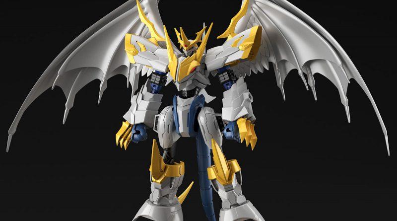 P-Bandai Figure-Rise Amplified Digimon Imperialdramon – Paladin Mode – ab 68.90 EUR