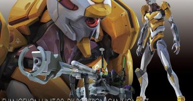 Vorrätig: RG All-Purpose Humanoid Decisive Battle Weapon Artificial Human Evangelion Prototype Unit-00 DX Positron Sniper Rifle Set